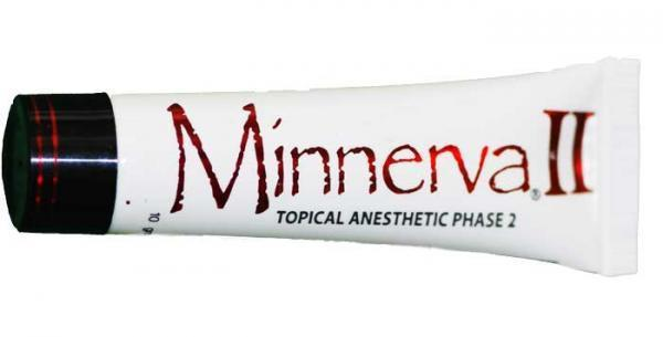 Minnerva II- Anesthetic- Minimizes bleeding