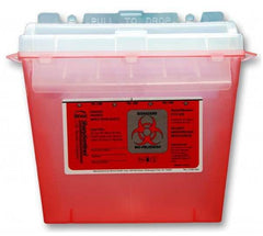 Biohazards Sharps Container