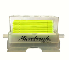 Microbrush Dispenser with 50 regular brushes