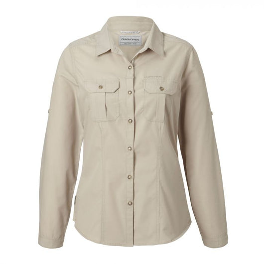 Tilley Craghoppers Adventure Shirt CWS469 Desert Sand