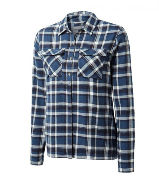 Craghoppers Islay Shirt CWS473 Blue