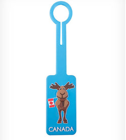 Tilley Austin House Luggage Tag Moose AH94MT01