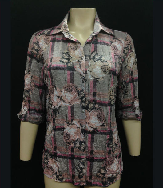 Tilley David Cline Button Front Shirt 5600C Twig