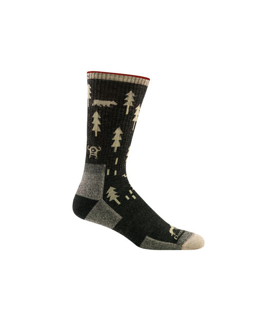 Tilley Darn Tough Men's ABC Boot Sock Cushion 1964 Black