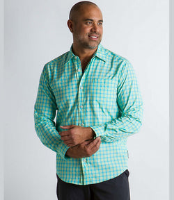 Tilley Exofficio Salida Check Shirt 1001-3142 Arcadian