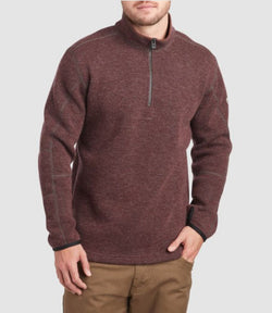 Tilley KÜHL THOR™ 1/4 Zip Sweater 3082 Mole