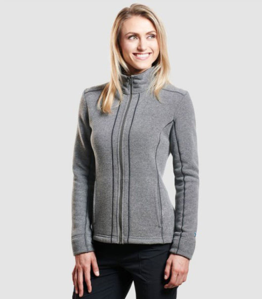 Tilley KÜHL STELLA™ Full Zip 4345 Shale