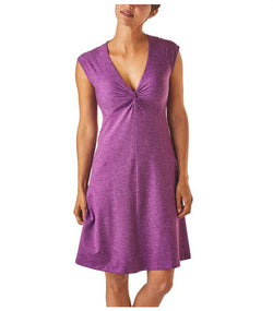 Tilley Patagonia Women's Seabrook Bandha Dress 58731 Mauve