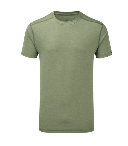 Tilley Sherpa Men's Rinchen Short Sleeved Tee SM3105 Gokarna Green