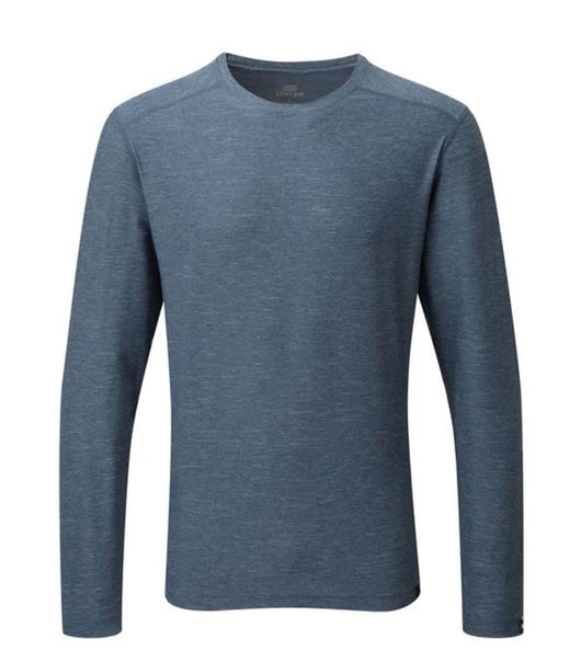 Tilley Sherpa Rinchen Long Sleeved Tee SM3106 Samudra