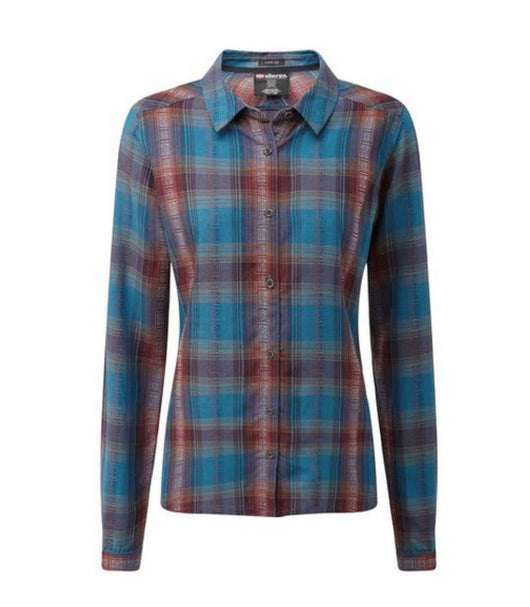 Tilley Sherpa Rupa Shirt SW3153 Tara Blue