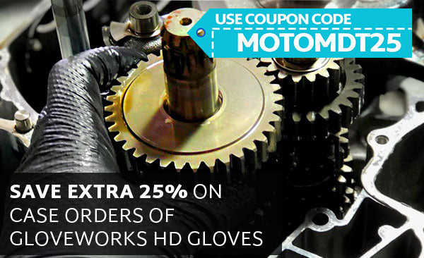 Affiliate deals save extra 25 percent on Gloveworks HD gloves - Zoomget