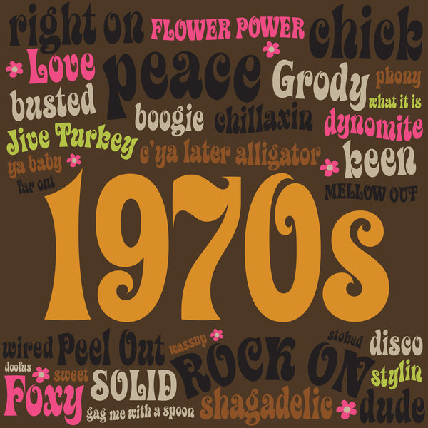 1970s Groovie Collection