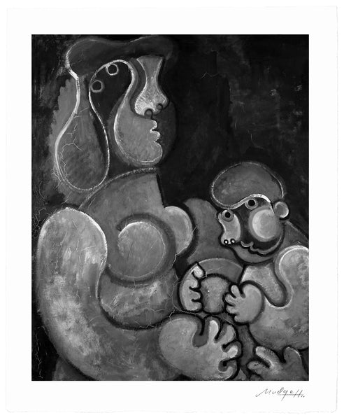 Mother & Child III