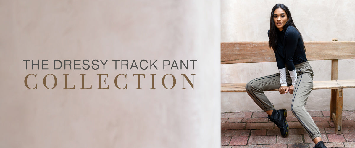 The Dressy Track Pant Collection - The Cause Collection Dillon Pant