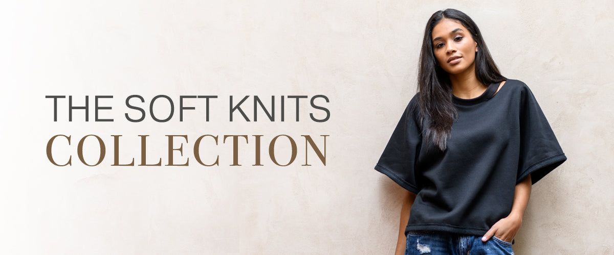 The Soft Knit Tops Collection - The Cause Collection