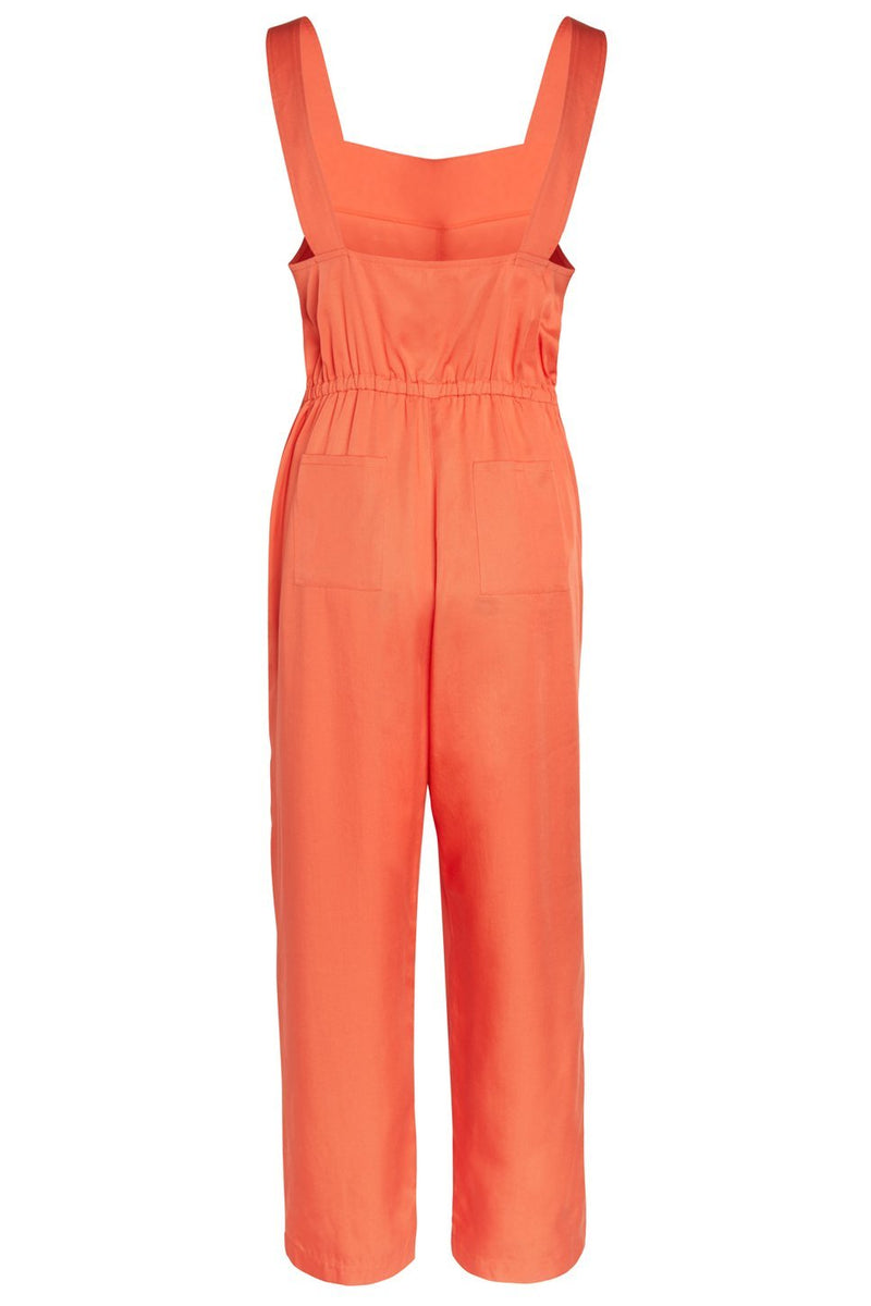 Posey Belted Tencel Romper