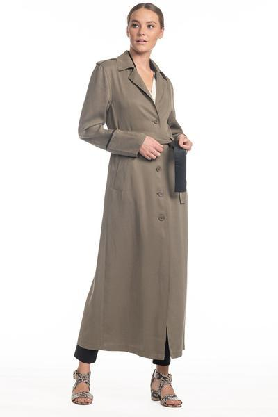 Abbott Women's Lightweight Trench Coat
