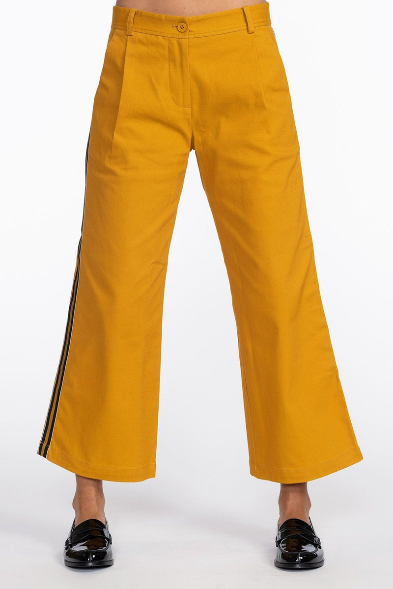 Castro Stretch Twill Cropped Pant