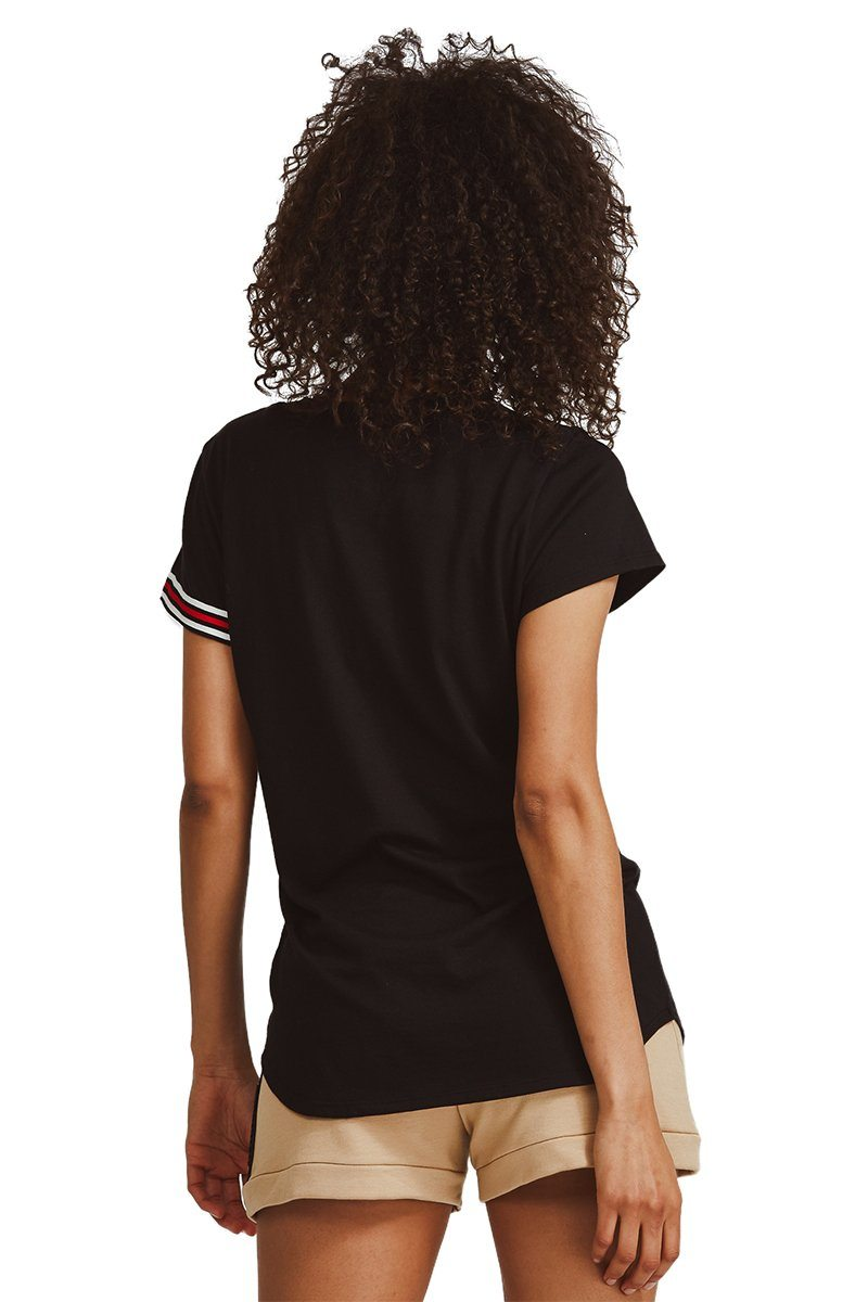 Love Hard Slim Tee - Black