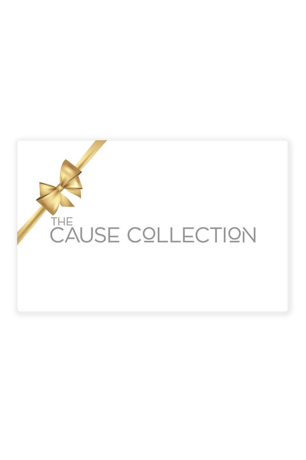 The Cause Collection Gift Card