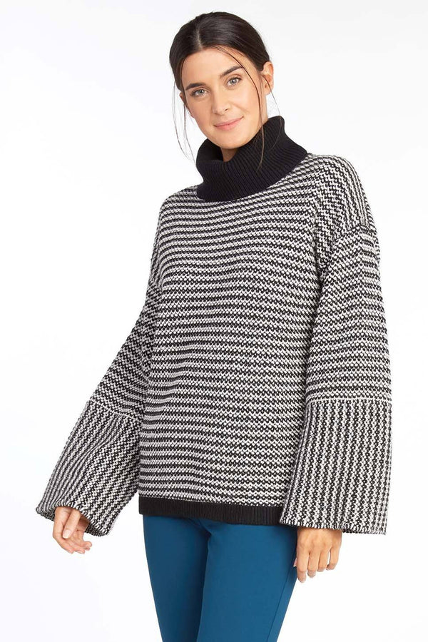 Juniper Oversized Turtleneck Sweater