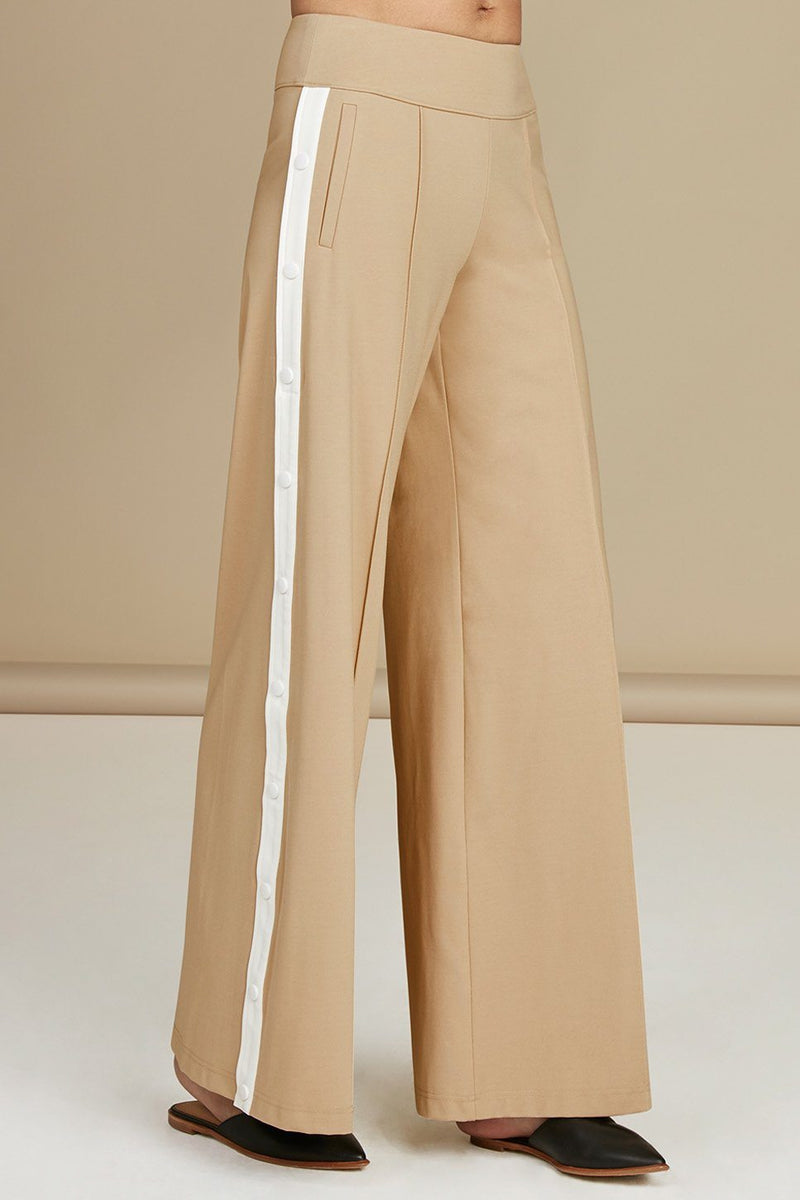 Lisi Wide Leg Technical Stretch Pant