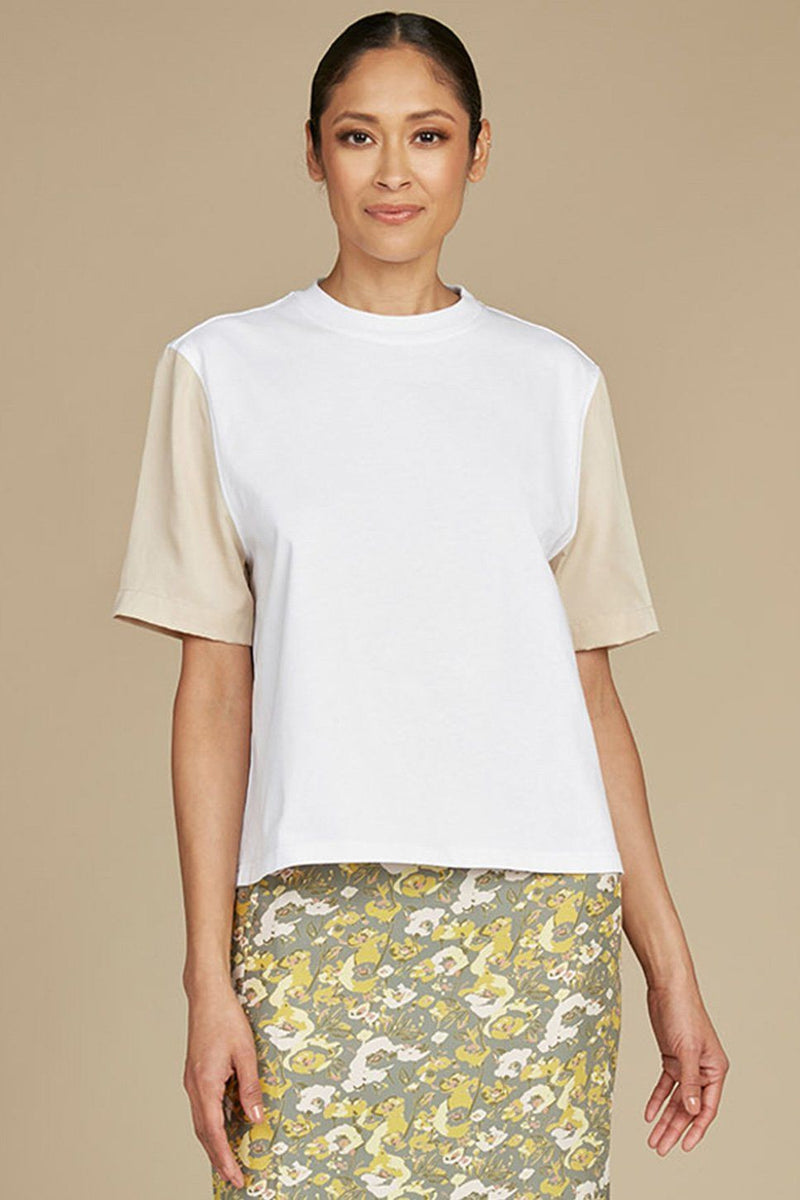 Phair Boxy Cotton Luxury Printed Tee