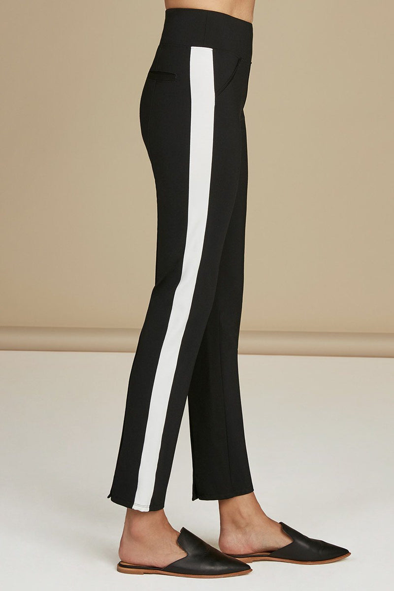 Ruth Technical Stretch Tuxedo Pant for Long Legs