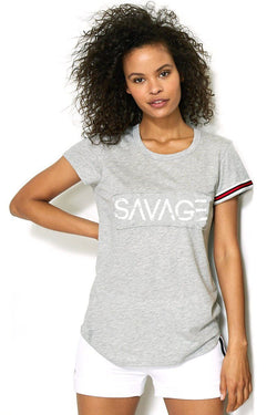 Savage Slim Tee