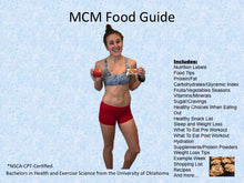 MCM Fit Guide and MCM Food Guide Bundle