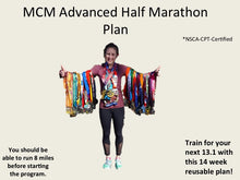 MCM Advanced Half Marathon Plan