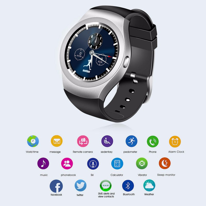 The Operative - Bluetooth Smart Watch