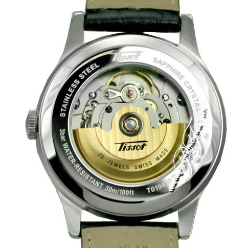 Tissot Heritage T019.430.16.051.00 Mens Automatic Watch