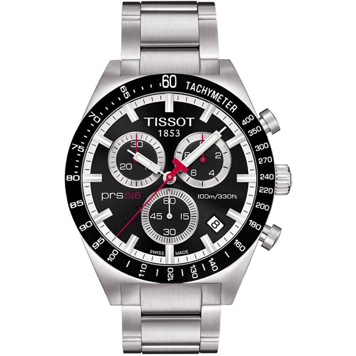 TISSOT T-SPORT PRS516 QUARTZ CHRONOGRAPH MEN'S WATCH   T044.417.21.041.00