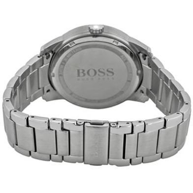 Hugo Boss Silver Classic Designer Men's Chrono Watch HB1512893