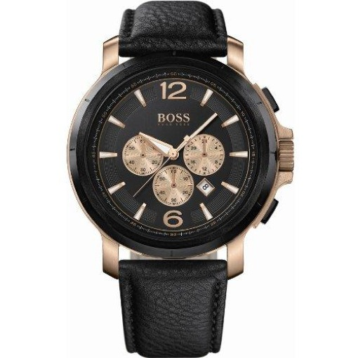 Hugo Boss Mineral Men's Chronograph Watch HB-1512457