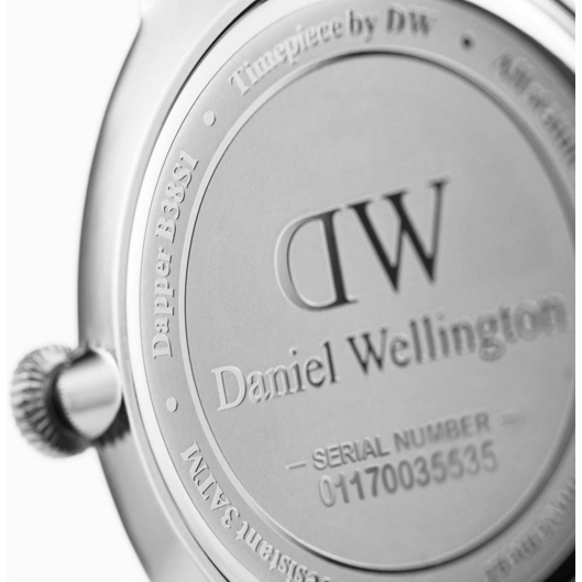 Daniel Wellington Dapper 38mm Durham Men's Watch DW00100116