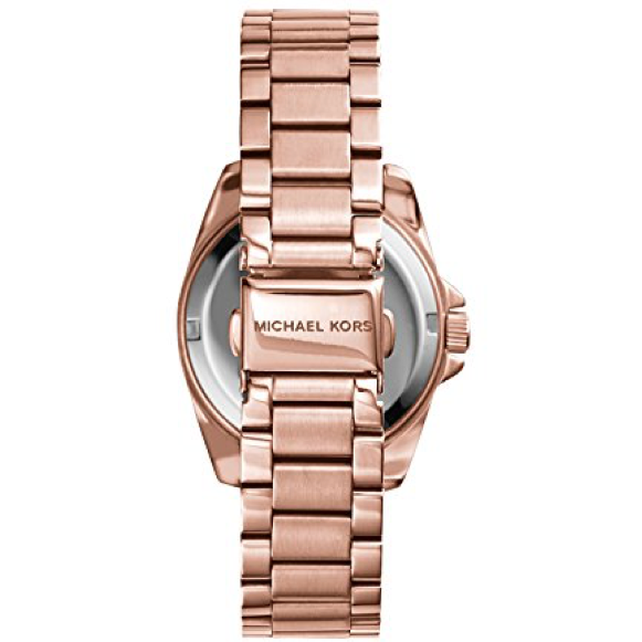 Michael Kors Blair Multi-Function Rose Gold-Tone Ladies Watch MK5613