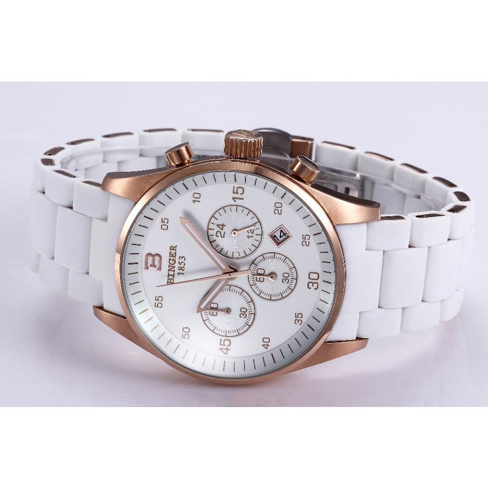 Binger Mens Genuine Swiss