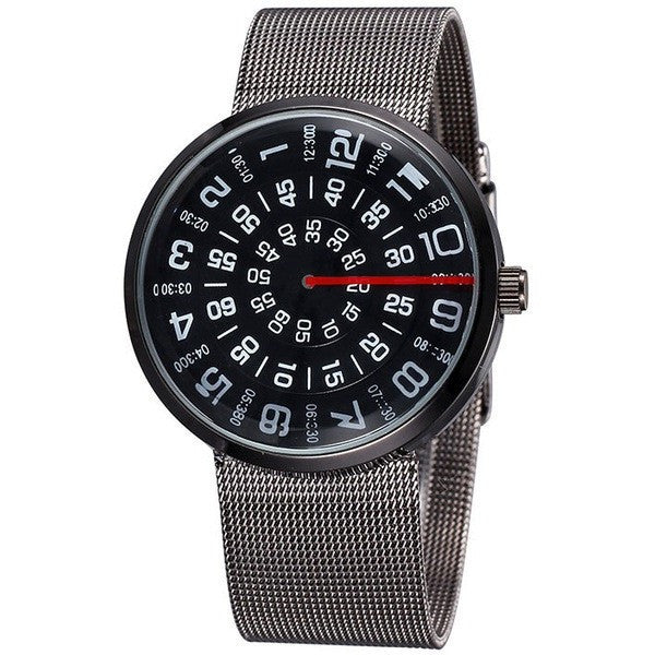 Futuristic Men's Luxury Watch