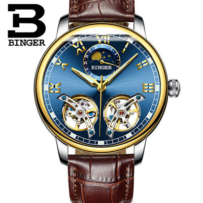 Binger Twin Tourbillon