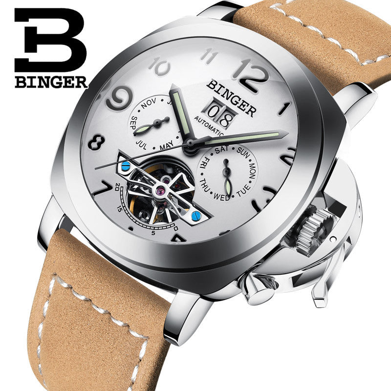 Binger Swiss Soldier