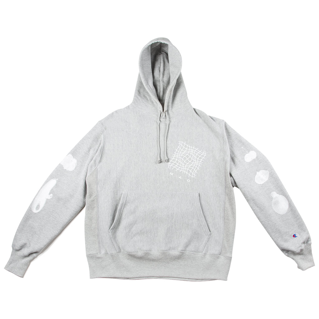 Fruition Hoodie in Grey