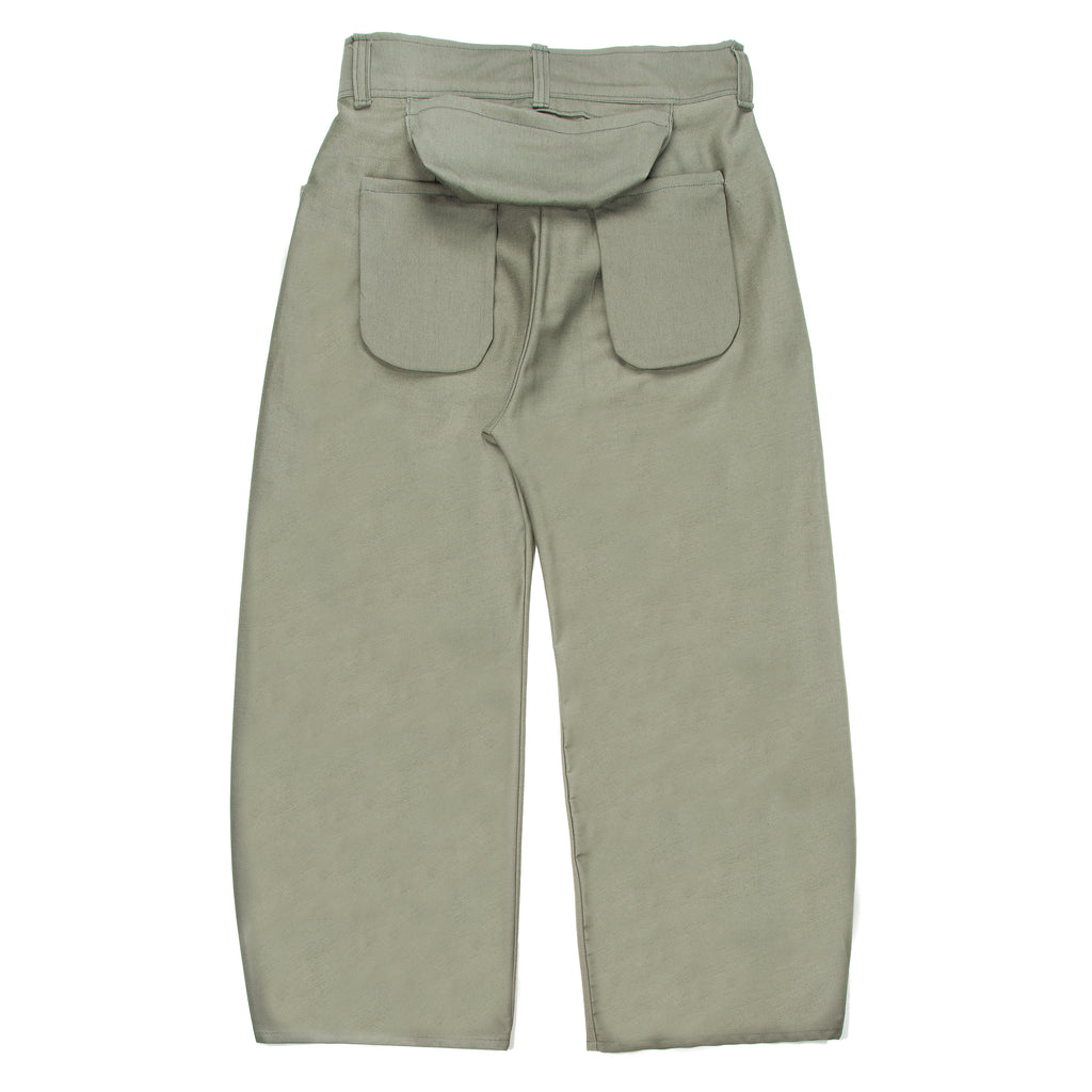 Keeper Trouser in Olive