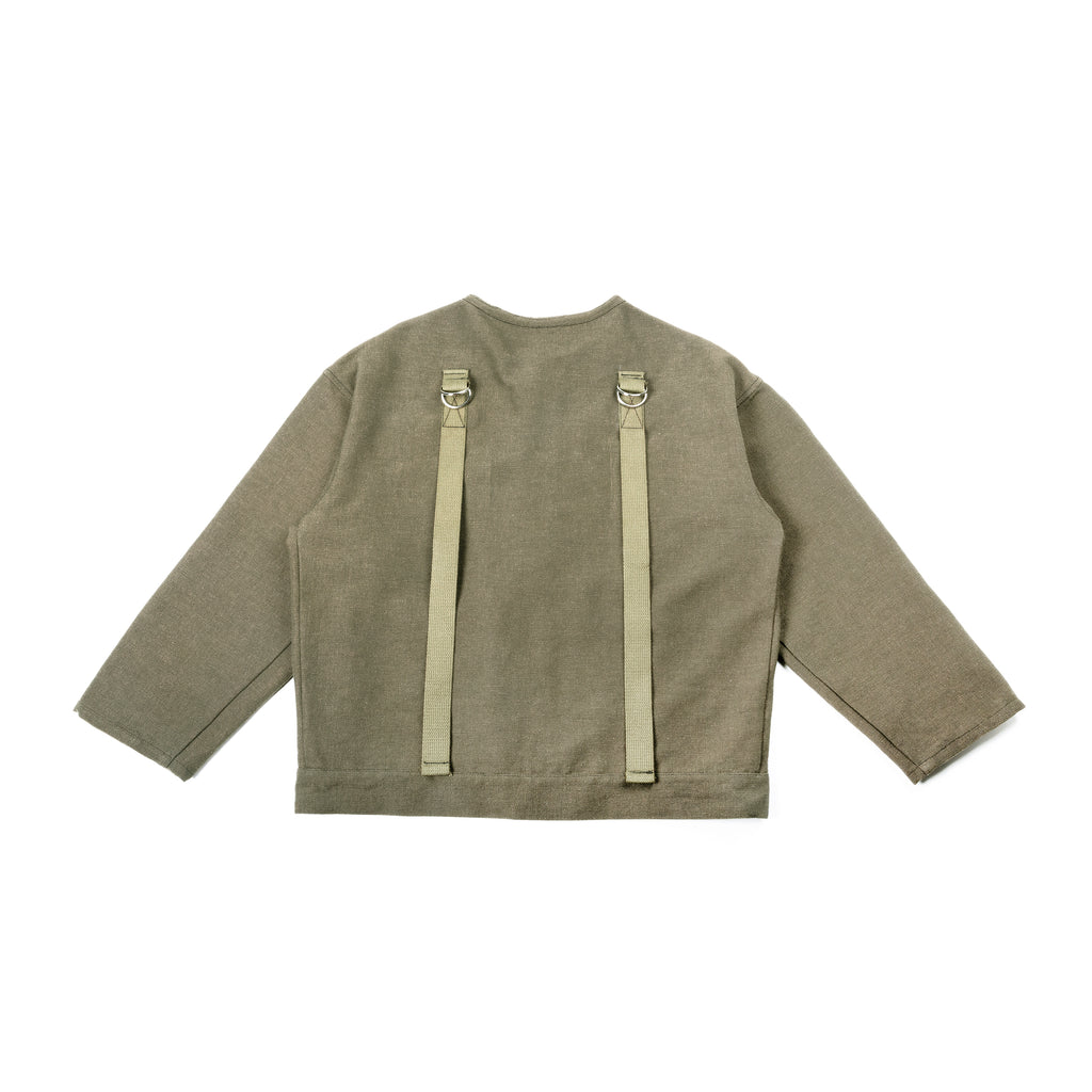 io Jacket in Olive