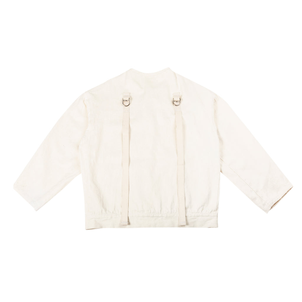 io Jacket in Cream