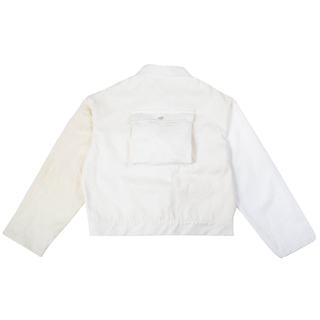 Dross Jacket in White