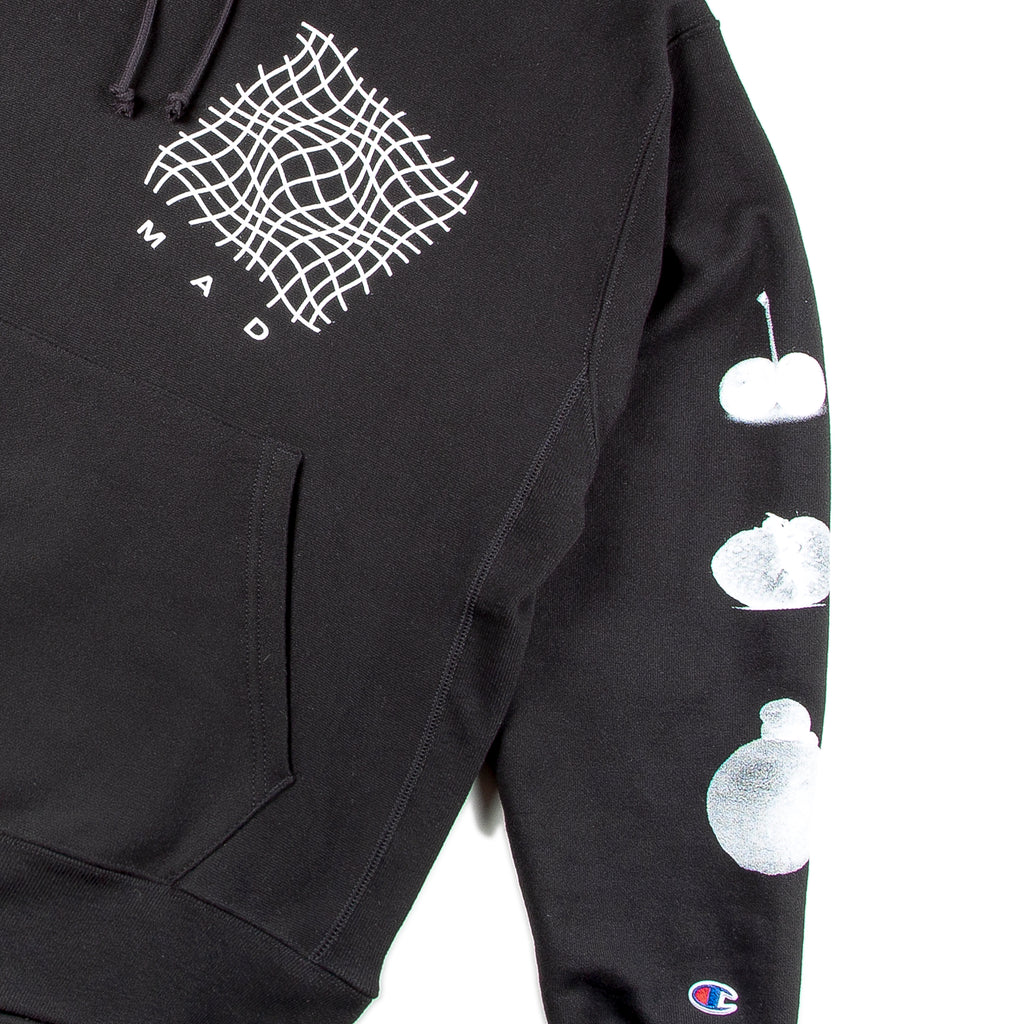 Fruition Hoodie in Black