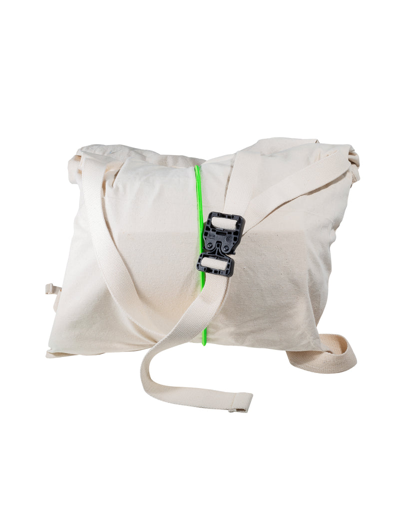 Hybrid Messenger Bag